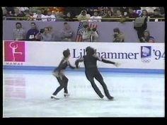 ▶ Mishkutenok & Dmitriev (RUS) - 1994 Lillehammer, Figure Skating, Pairs' Free Skate - YouTube