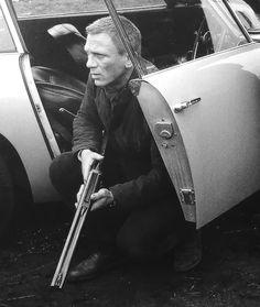 Daniel Craig as James Bond in Skyfall [2012]  Ian Fleming