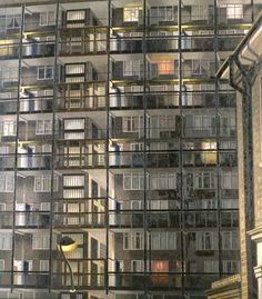 Camberwell Nocturne: 1984, David Hepher