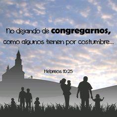 """""""Mi ausencia de la iglesia"""" LEA: Hebreos 10:23-25 ¿Cuáles son las motivaciones que le hacen asistir a la iglesia? ¿Con qué frecuencia asiste a la iglesia? ¿Cuándo va a la iglesia, cuál es su función en ella: oyente o participante? ¿Si no asiste a la iglesia, cuán afectado cree realmente que está? ¿Cree usted que su asistencia a la iglesia es algo que a Dios le importa o no, y si es así, qué tanto? La Palabra de Dios nos muestra que el asistir a la iglesia, o el """"congregarnos"""", tiene varios…"""