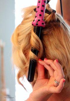 Hi Sugarplum   How to Curl Your Hair & Make it Last