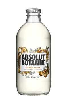 Absolut Botanic Vodka
