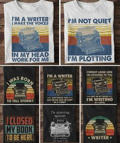 Book Memes, Listening To You, To Tell, The Voice, Writer, Sayings, Lyrics, Writers, Quotations