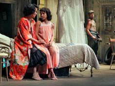 Nicole Ari Parker, Daphne Rubin-Vega and Blair Underwood in A STREETCAR NAMED DESIRE