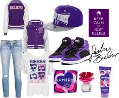"""""""Justin Bieber Inspired Outfit"""" by emilee630 on Polyvore"""