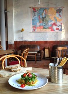 Granja Petitbo, Barcelona - great food, good prices, great vibes. I guess brunch is great too.