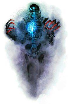... (Stricken Necromancer)