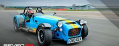 A Caterham is no ordinary car. It represents the peak of driving involvement, offering a sophisticated package of handling, road holding and ride, maximising your contact with the road and your driving skills.