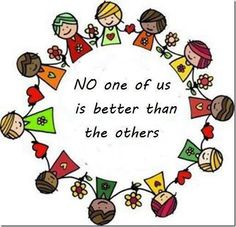 No one of is better than the others. ☮✌
