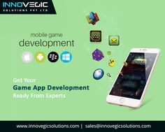 Innovegic Solutions is Trusted Website Development, Mobile App Dvelopment, UI/UX Design, Digital marketing & Cloud Consulting Company In India. Android Game Development, Software Development, Web Design Company, Ux Design, Mobile App Design, Best Mobile, Start Up Business, Mobile Game