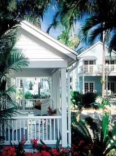 marquesa - key west, florida.  our very favorite place to stay.  (great fine dining restaurant here also).