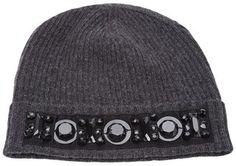 Lanvin jeweled ribbed beanie #15things #trending #fashion #style #beanies #Lanvin