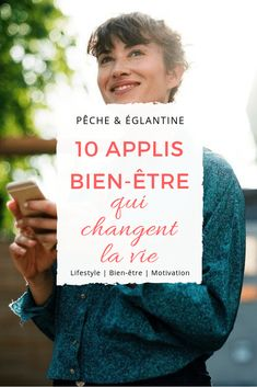 10 life-changing wellness apps - P & E- 10 appli bien-être qui changent la vie – P&E App for well-being and personal development: wellness apps with relaxation apps, meditation apps, apps to organize, apps to be positive # wellbeing - Routine Quotes, Meditation Apps, Miracle Morning, Burn Out, Yoga Positions, Life Quotes Love, Psychology Facts, Color Psychology, Psychology Experiments