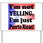 I'm just puerto rican!