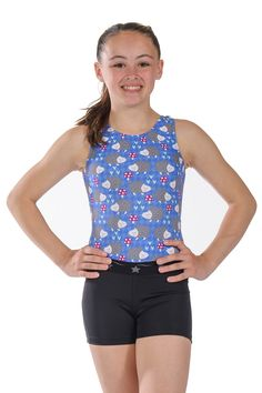 Destira Leotards - Black with Black Power Flex Short $28 Girls One Piece Swimsuit, Gymnastics Outfits, Girls Leotards, Street Outfit, Black Power, Dark Denim, Workout Wear, Things That Bounce, How To Look Better