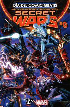 Secret Wars #0 (FCBD 2015) 001