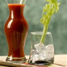 Wild River Bloody Mary Mix  ~~~~  Ingredients:  (Original recipe makes 12 servings)  1 (46 fluid ounce) bottle tomato juice +  1 1/2 tablespoons celery salt +  1 1/2 teaspoons gr ground black pepper + 3 tbsps Worcestershire sauce +  1 1/2 teaspoons hot pepper sauce (e.g. Tabasco™).