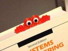 Googly Eyes Bookmark by CodeCreations - Thingiverse