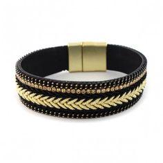Biba armband golden shine image