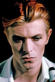 The man who fell on Earth - <3 Bowie