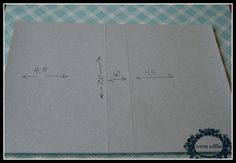 TERESA COLLINS DESIGN TEAM: Mini Book Binding Tutorial by Cheri Piles using the new Now & Then collection - 2