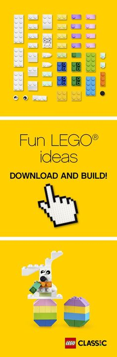 LEGO WORLDS Personalised Birthday Card Large A5 craft crafting build mine dig