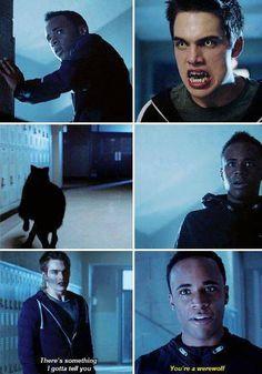 Teen Wolf season 5 - Liam