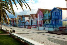 #Portugal - Costa Nova - #Aveiro.