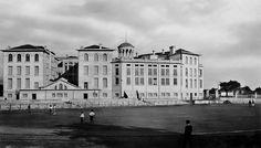 Το γήπεδο στη ΧΑΝΘ το 1936
