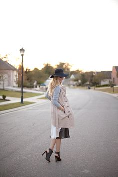 A Pinch of Lovely   Southern Fashion & Style Blog: Trench and Turtleneck