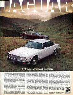 1978 Jaguar Advertis