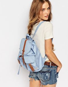 3232e9cace Herschel Supply Co Dawson Backpack at asos.com