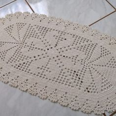 Doily Patterns, Crochet Patterns, Filet Crochet, Square Quilt, Doilies, Crochet Projects, Diy And Crafts, Projects To Try, Quilts
