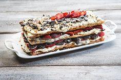 Μιλφέιγ μπισκότο με φράουλες (To Πρωινό 28.02.14)