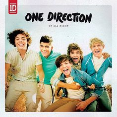 One Direction Up All Night Album - $10 at Walmart