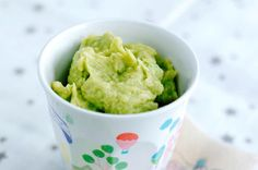 AVOCADO, CHICKEN & POTATO PUREE  Try this bariatric friendly mix of protein, vitamins, good healthy fats and minimal carbohydrates for a tasty soft stage meal!   #softstage #wlsrecipes