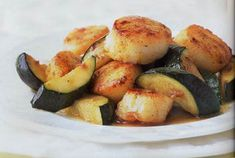 ... Recipes on Pinterest | Scallops, Seared Scallops and Eating Well