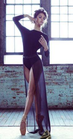 Misty Copeland, amazing ballerina