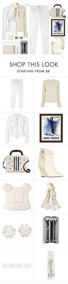 """Pack And Go: Winter Getaway"" by sinesnsingularities ❤ liked on Polyvore featuring Acne Studios, Vanessa Bruno, Faith Connexion, Pottery Barn, Bertoni, Isabel Marant, Dorothy Perkins, Quiksilver, Chanel and Balenciaga"
