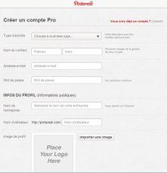 Créer une page entreprise efficace sur Pinterest