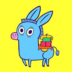 New trending GIF on Giphy. happy cute animal excited kawaii jump joy mexican donkey burrito cecymeade. Follow Me CooliPhone6Case on Twitter Facebook Google Instagram LinkedIn Blogger Tumblr Youtube
