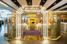 Bulgari opens pop-up at Heathrow Terminal 5 - News : Retail (#900773)