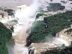 #Cataratas do Iguaçu, #Brasil