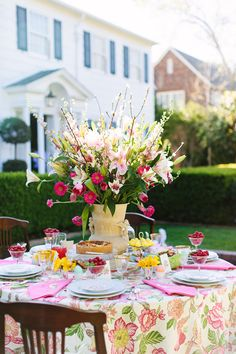 An Easter Brunch with Timothy Corrigan