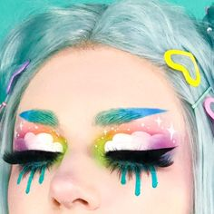 I genuinely loathe taking makeup photos when the sun is down 😭 but I almost never have time to do looks during the day now tbh on my eyes I… Cute Makeup Looks, Pretty Makeup, Gorgeous Makeup, Photo Makeup, Makeup Art, Doll Eye Makeup, Face Paint Makeup, Make Up Looks, Creative Makeup Looks
