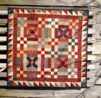 Crossroads Quilt Pattern
