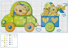 carrinho-urso-ponto-cruz.jpg (1150×828)
