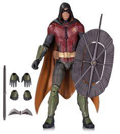 Batman Arkham Knight figurine Robin DC Collectibles