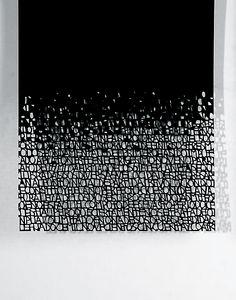 Pablo Lehmann, Dis Course (detail), 2012, cut paper