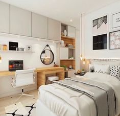 Discover recipes, home ideas, style inspiration and other ideas to try. Home Room Design, Home, Home Bedroom, Room Design Bedroom, Small Room Bedroom, Room Decor Bedroom, Bedroom Layouts, Interior Design Bedroom, Aesthetic Bedroom